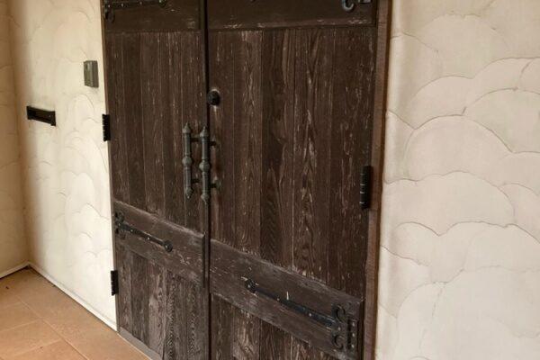 ドア塗装・補修