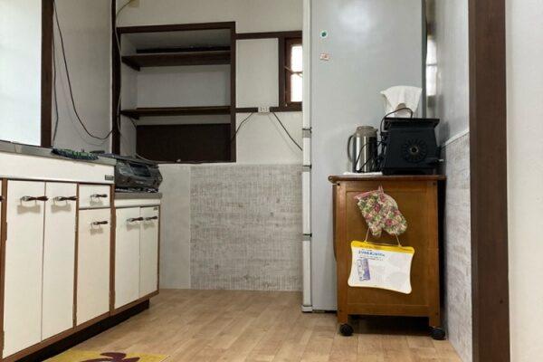 床下収納庫 設置
